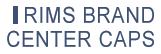 Rims brand center caps