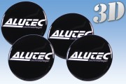 ALUTEC 3D decals for wheel center caps