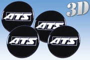 ATS 3D decals for wheel center caps ― Online shop 3D wheel center caps
