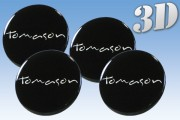 TOMASON 3D decals for wheel center caps